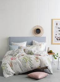 Shop Duvet Floral Fresco Duvet Cover Set Linen House Shop Duvet Covers