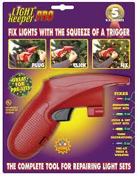christmas light repair tool christmas decor