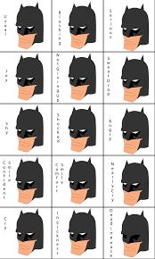 Batman Face Meme - batman expressions meme by jetblack0x on deviantart
