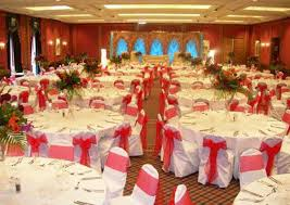 red and white table decorations for a wedding white and red wedding decorations nisartmacka com