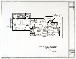 how to get floor plans artists make floor plans of popular tv and houses 14 pics