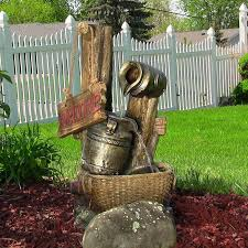 best garden fountains and outdoor decor 17 best images about