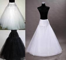 unterrock fã r brautkleid braut unterröcke und reifröcke in schwarz ebay