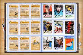 hockey card template best 25 trading card template ideas on