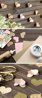 budget moyen mariage diy idée selon votre thème de mariage en 45 photos origami coeur