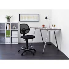 work smart deluxe airgrid back drafting chair dc2990