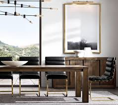 Dining Room Furniture Brands The Most Sophisticated Dining Room Furniture By Restoration