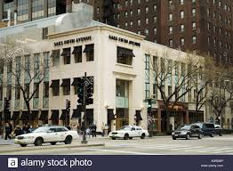 saks fifth avenue on michigan or the magnificent mile chicago