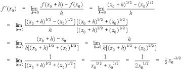 math help calculus derivatives technical tutoring