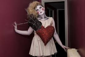 Halloween Voodoo Doll Costume Seductive Voodoo Doll Costume Scary Costumes Voodoo Dolls
