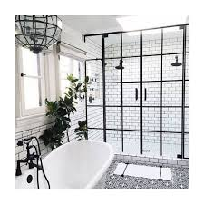 White Bathroom Decorating Ideas 35 Elegant Black U0026 White Bathroom Decor That Never Go Out Of Style