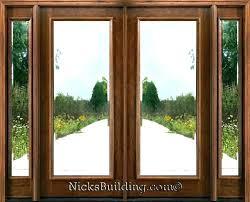 Exterior Entry Doors With Glass Front Doors With Glass Commercial Glass Entry Doors