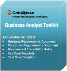 business analyst toolkit cortelligence consulting