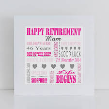 Invitation Card Dimensions Personalised Retirement Card By Lisa Marie Designs