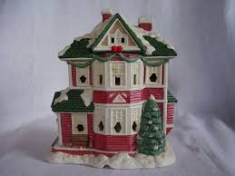 mervyns village square christmas village and 50 similar items
