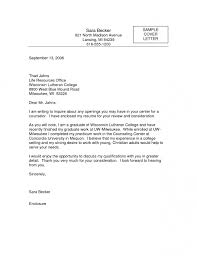 science graduate cover letter samples example in psychology