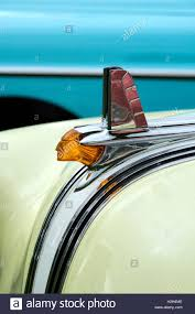 1950s pontiac chieftain ornament classic vintage american