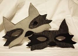 Raccoon Halloween Costumes Diy Halloween Mask Templates Emma Magazineemma Magazine Raccoon