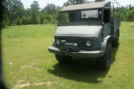 mercedes unimog truck mercedes unimog 4x4 truck jeep army road 1962 no reserve