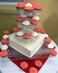 Cupcake Wedding Cake Matt U0026 Dom U0027s Custom Wedding Cakes Birthday Cakes Novelty Cakes