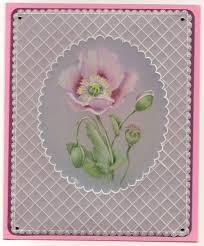 781 best pergamano fleurs images on pinterest flower paper