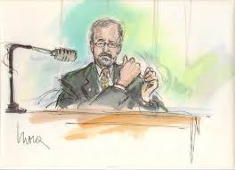 be the judge of these dodgy courtroom sketches and see if you can