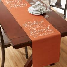 buy table runners from bed bath beyond