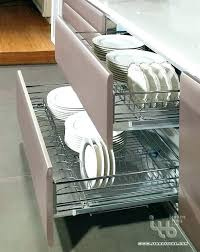 plate organizer for cabinet dish holder for cabinet image result for cabinet with plate rack