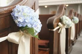 wedding pew decorations pew decorations for weddings inspirational hydrangea wedding pew