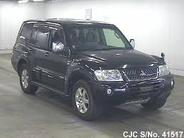 mitsubishi pajero sport 2005 2005 mitsubishi pajero black for sale stock no 41517 japanese