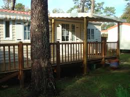auvent en bois pour terrasse kit de couverture terrasse terrasses mobil home bois40 com