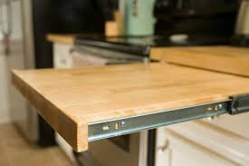 replacement cutting boards for kitchen cabinets pull out cutting board traditional kitchen nashville by