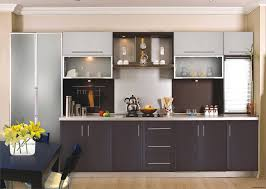 kitchen grey kitchen furniture with small stainless steel wall