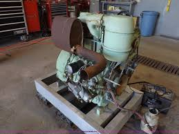 deutz 1 884l diesel engine item h9029 sold november 12