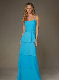Light Blue Chiffon Dress Gorgeous And Timeless Best Blue Bridesmaid Dresses 2016 Gurmanizer