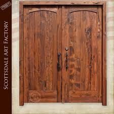 Exterior Wooden Door Solid Doors Exterior Miketechguy