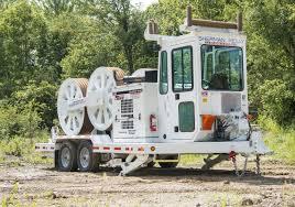 heavy rental equipment digger derricks bucket trucks