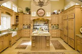 Luxurious Kitchen Designs Pictures Of Kitchens Traditional Light Wood Kitchen Cabinets