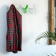 hanging coat rack by lucirmás