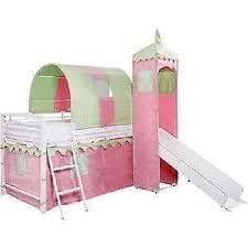 Princess Castle Bunk Bed Castle Bed Bedroom Furniture Ebay