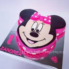 minnie mouse 1st birthday my cake sweet dreams minnie mouse 1st birthday cake