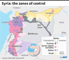 Map Of Syria And Surrounding Countries by Evgeny Afineevsky U0027s U0027cries From Syria U0027 Traces Five Years Of War