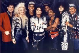 Michael Jackson Bad Album Harrison Funk Remembers Michael Michael Jackson World Network