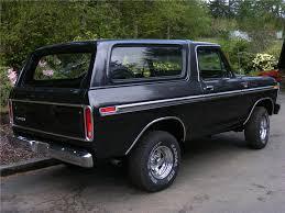 1979 Ford Truck Interior 1979 Ford Bronco Ranger Xlt 91087