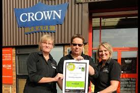Crown Decorating Centre Jobs Southport Store U0027crowned U0027 Regional Champion For Second Time