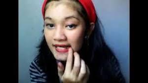 review tutorial make up natural wardah tutorial makeup natural muslimah wardah videos by bapse com