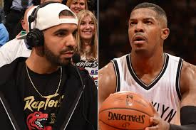 drake calls out nets u2014 and joe johnson u0027s haircut new york post