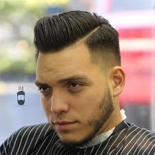 Sexiest Guy Hairstyles by Hairstyle Comb Over Haircut Mens Haircuts Comb Overs