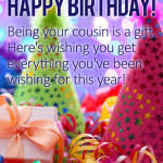 cousin birthday card birthday cards for cousin birthday greeting