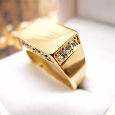mens gold diamond rings gold ring design for in pakistan gold ring style